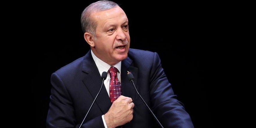 Erdoğan: Alçaklar emellerine ulaşamayacaklar