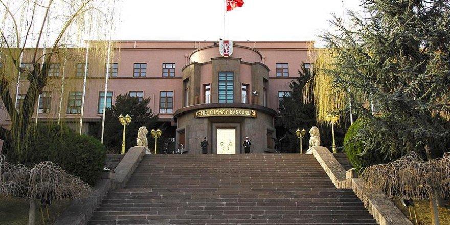 196 askeri hakim subay komutanlık emrine atandı