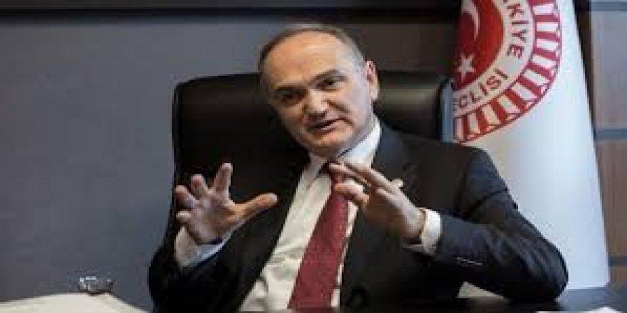 """Bakan Özlü: """"Kimse Türkiye'ye diz çöktüremeyecek"""""""