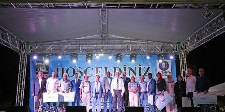 Kütahya'da uluslararası çini yarışması