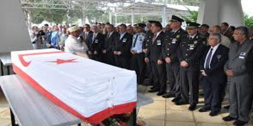 Kıbrıs şehidine 52 yıl sonra cenaze töreni