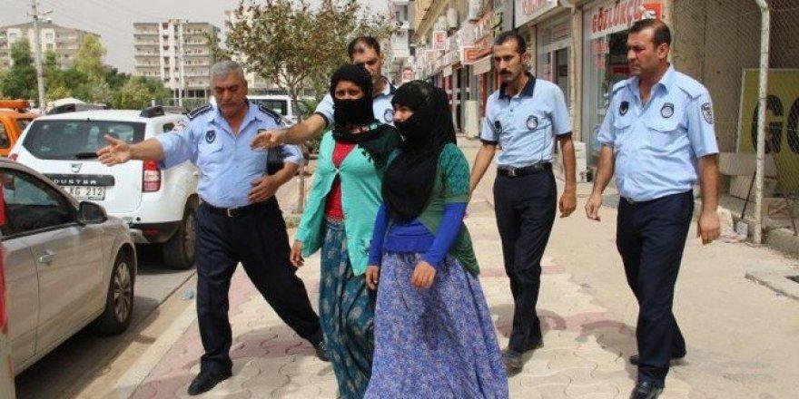 Mardin'deki dilenciler toplandı