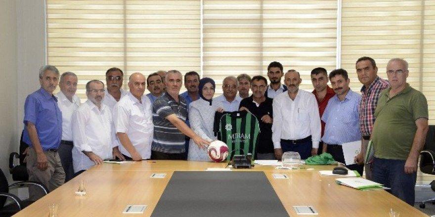 Meram'da Ömer Halisdemir futbol turnuvası başlıyor