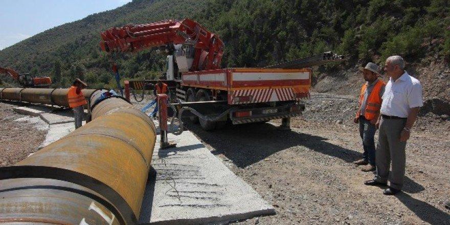 Osmancık Halkı 2017'de Arıtılmış Su İçecek
