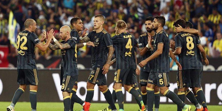 Fenerbahçe UEFA Avrupa Ligi'nde zorlu grupta