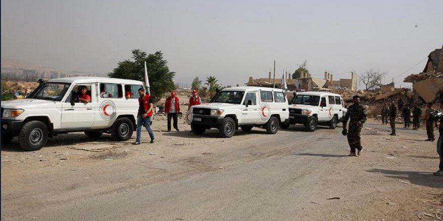 Dareyya'dan ilk sivil grup çıktı