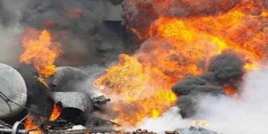 Konya'da patlayıcı madde yasağına uymayana hapis cezası