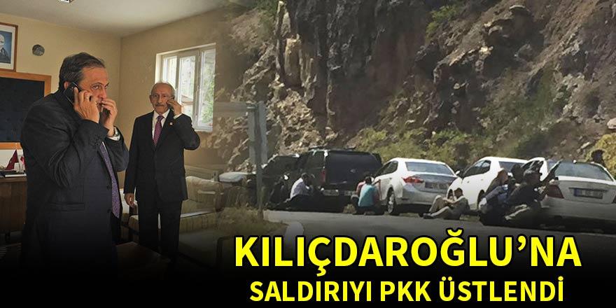Artvin ve Cizre saldırılarını PKK üstlendi