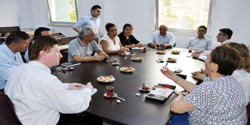 'Engelliler Çalıştay'ı öncesi istişare toplantısı