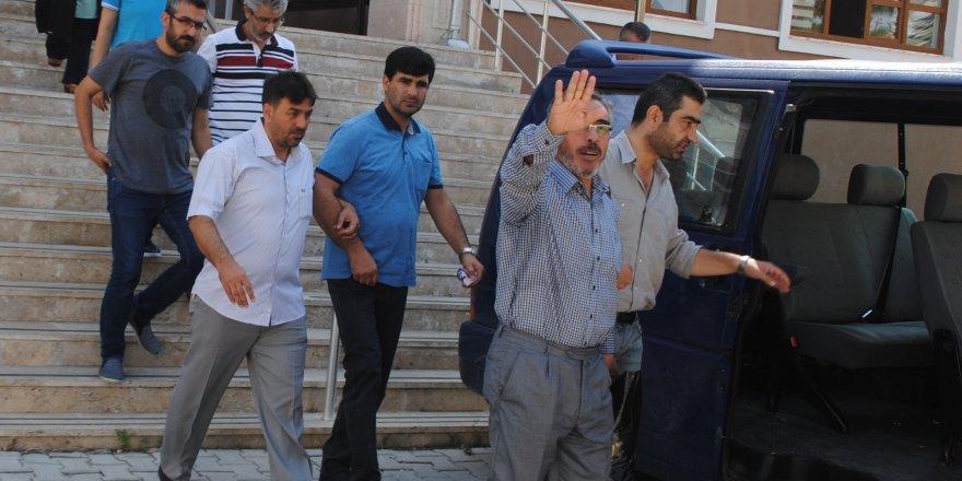 Konya'da adliyeye sevk edilen 8 kişiden, 4'ü tutuklandı