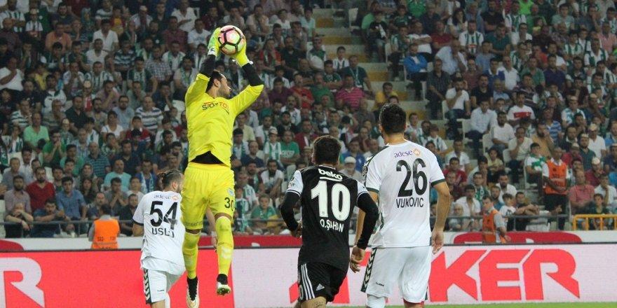 Konyaspor - Beşiktaş maçı (canlı anlatım)