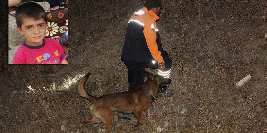 Erzurum'da 6 yaşındaki çocuk kayboldu