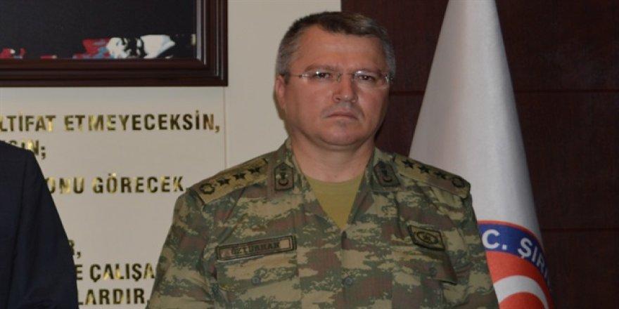 Şırnak İl Jandarma Komutanı gözaltına alındı
