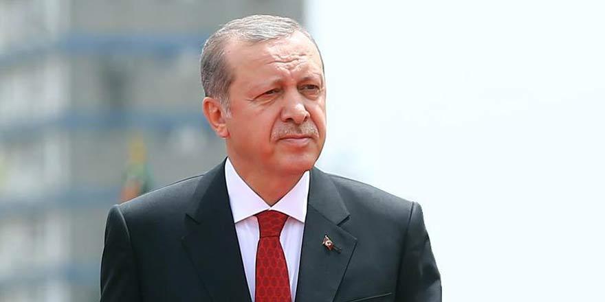 12. Cumhurbaşkanı Erdoğan görevdeki ikinci yılında tarihe geçti