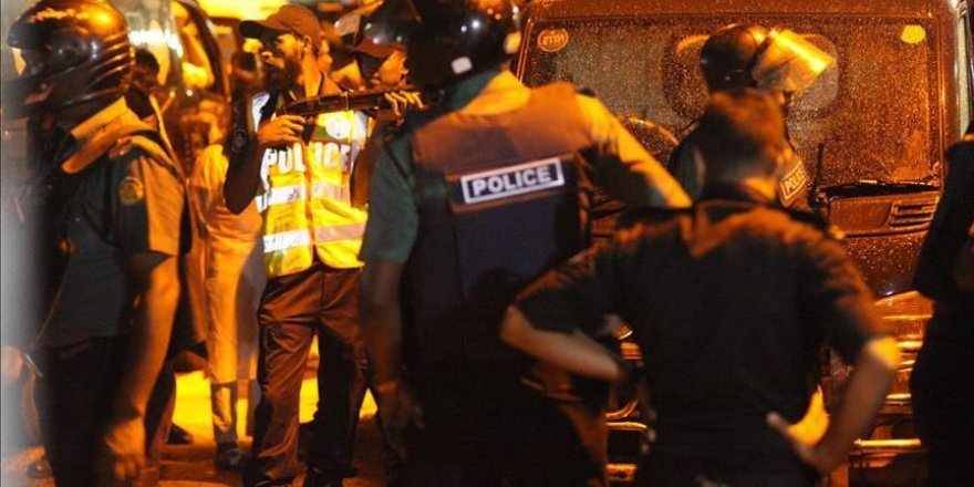 Bangladesh security forces kill cafe massacre suspect