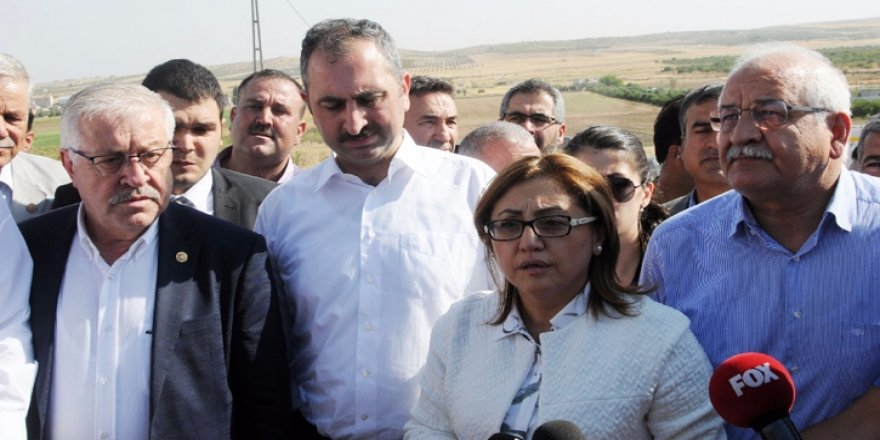 Abdülhamit Gül: Bayramı Cerablus'ta geçirmeyi düşünüyoruz