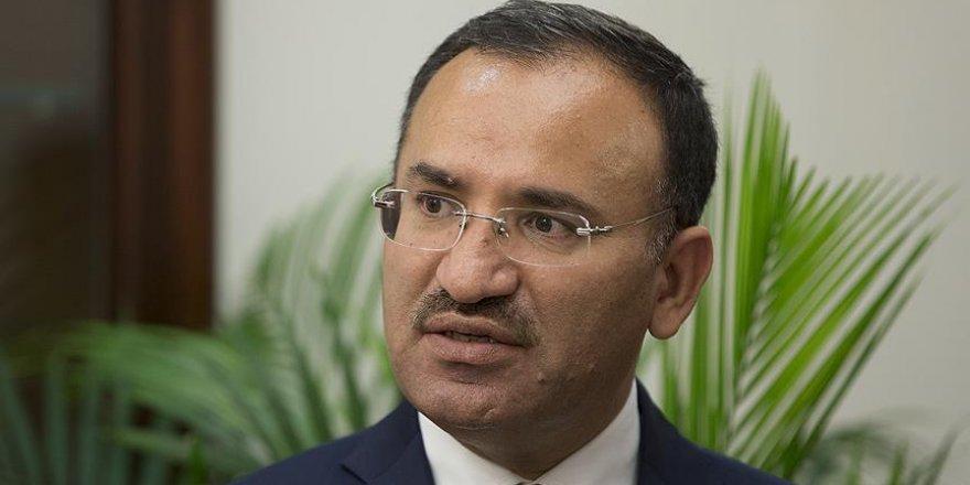 Adalet Bakanı Bozdağ: Terörle mücadelede netice alacağız