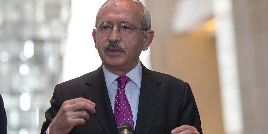Kılıçdaroğlu: 21 Yüzyılın Türkiyesinde darbeler olmamalı