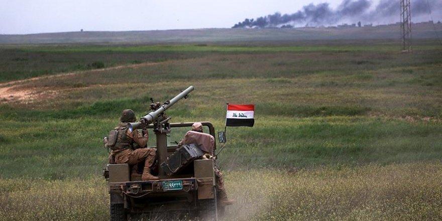 Irak'ta Ceziret'ul Halidiyye bölgesi DAEŞ'ten kurtarıldı