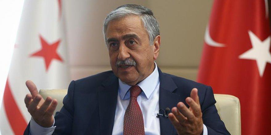 """""""Kıbrıs sorununu iyi bir sonuca bağlamayı arzuluyoruz"""""""