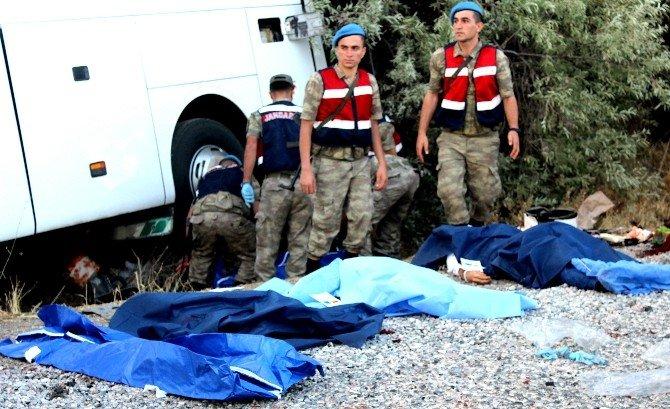 Adıyaman'da kazada ölen 7 kişinin kimliği belirlendi