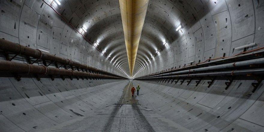 Trafiğe ikinci neşter: Avrasya Tüneli