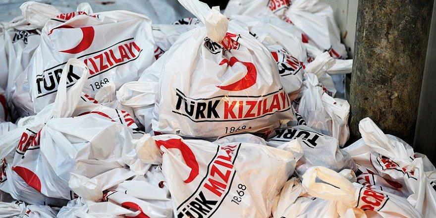 Bayramda dünyanın kurbanlıkları Türk Kızılayından