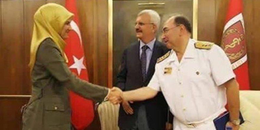 """""""GATA'ya başörtülü başhekim atandı"""" iddiası"""