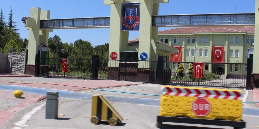 Üs olarak kullanılmak istenen Konya Jandarma Bölge Komutanlığı kapatıldı