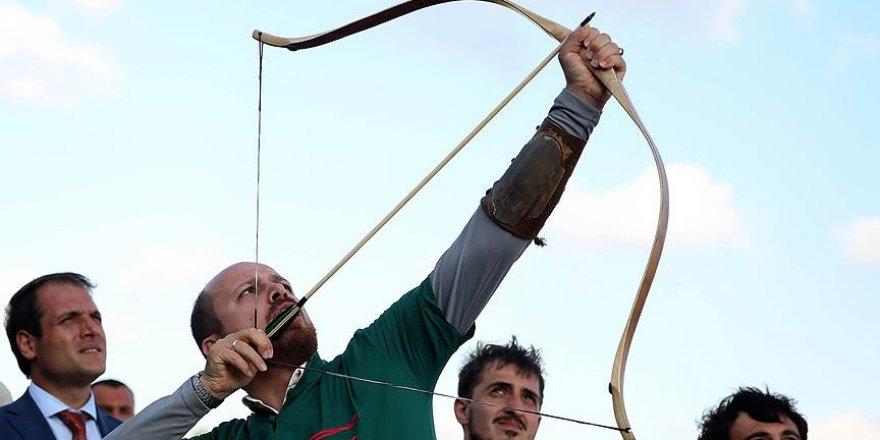 Etnospor Festivali'nde unutulmaya yüz tutmuş sporlar geliştiriliyor