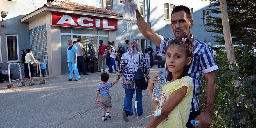 """Kahramanmaraş'ta """"içme suyundan zehirlenme"""" iddiası"""