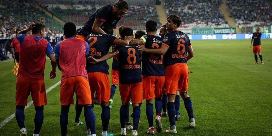 Medipol Başakşehir Bursaspor'u 2-0 yendi