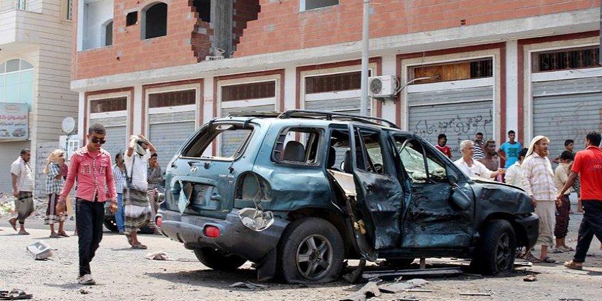 Yemen'de bomba yüklü araçla saldırı: 45 ölü, 60 yaralı
