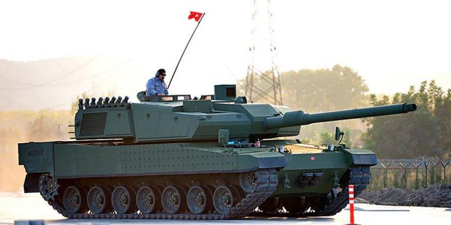 Milli tank seri üretime geçiyor