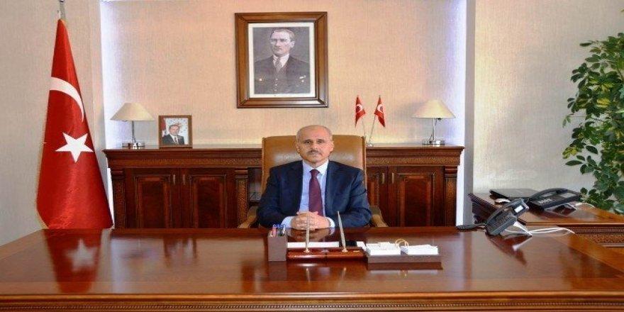 Vali Peynircioğlu'ndan 30 Ağustos Zafer Bayramı Mesajı