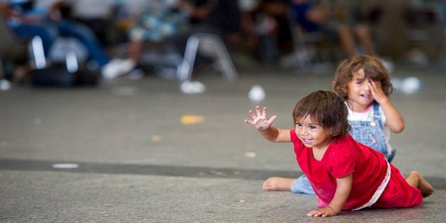 Almanya'da 9 bin çocuk kayıp