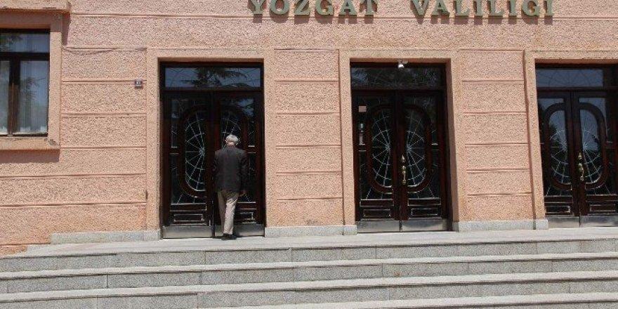 Yozgat Valiliği 'Acil Çözüm Masası' kurdu
