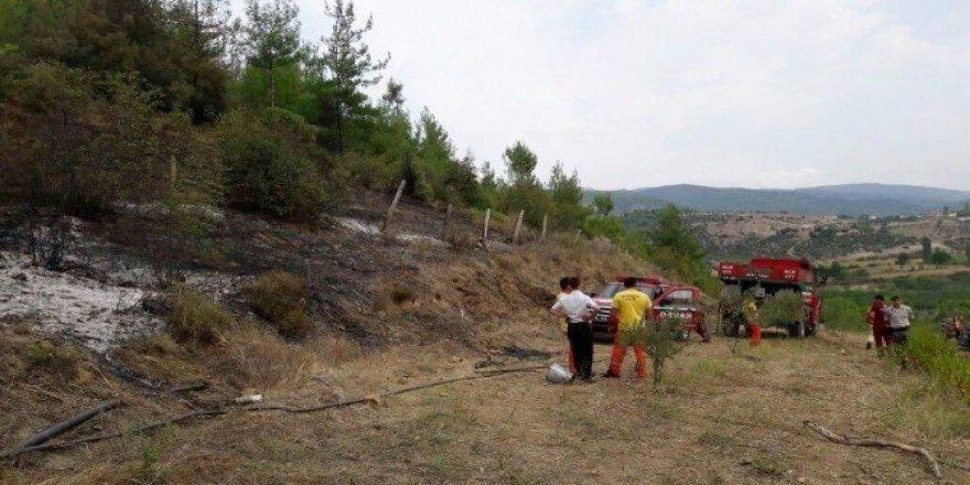 Yangını söndürmeye çalışırken hayatını kaybetti