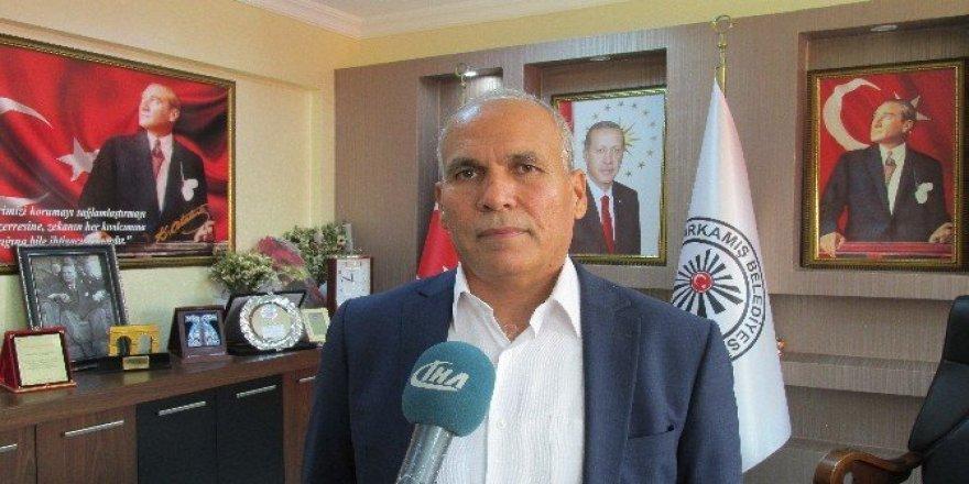 Karkamış Belediye Başkanı Nuh Kocaaslan açıkladı