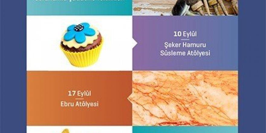 Mutfakları şenlendirecek etkinlikler Forum Gaziantep'te