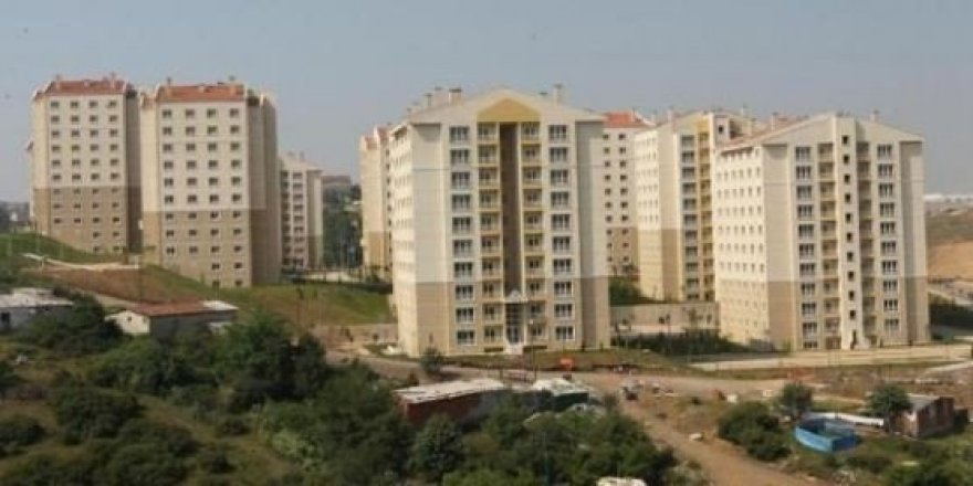 Bilecik'teki dar gelirli ailelerden çekilişsiz ev tahsisine tepki