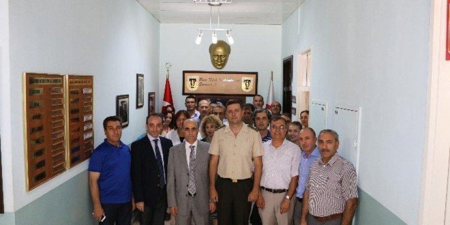 Erzincan asker hastanesi kamu hastaneleri birliğine devredildi