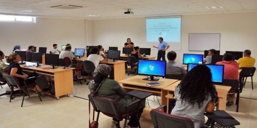Didim'de uygulamalı girişimcilik eğitimleri devam ediyor