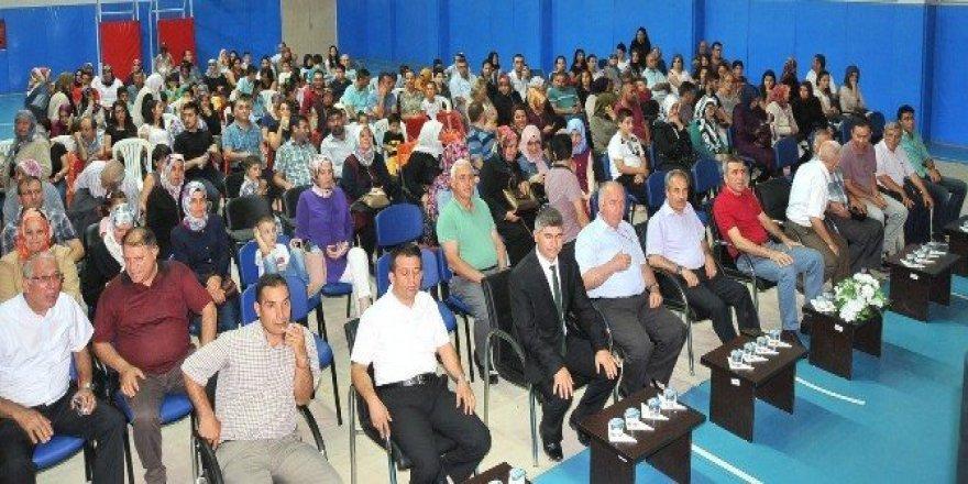 Akşehir'deki yaz kursları törenle sona erdi