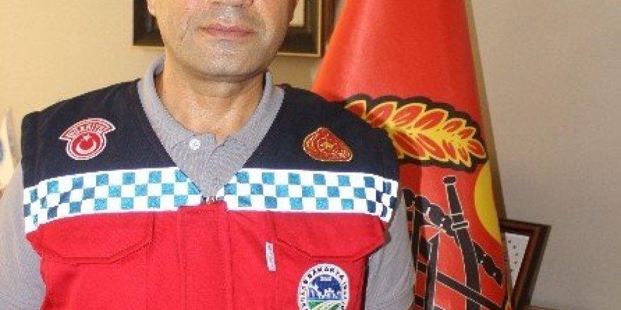 Sakarya'da 2 bin 328 yangına müdahale edildi