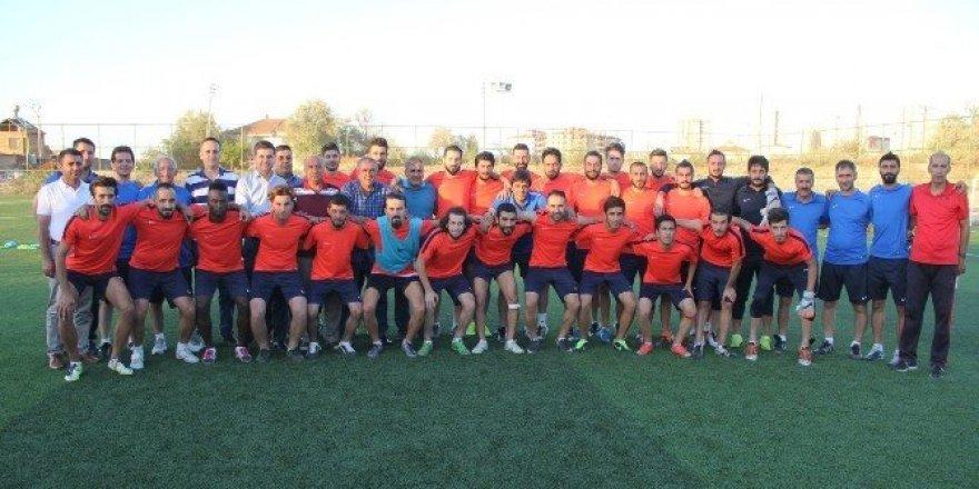 Yeşilyurt Belediyespor hazırlık maçında galip