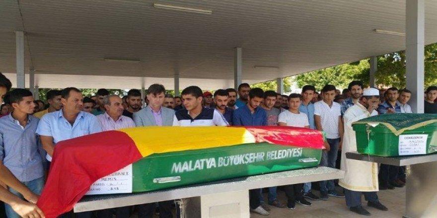 Malatyaspor aşığı Batuhan gözyaşları arasında toprağa verildi