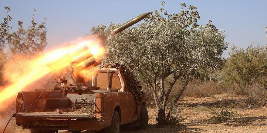 Muhaliflerden Hama'nın kuzeyinde operasyon