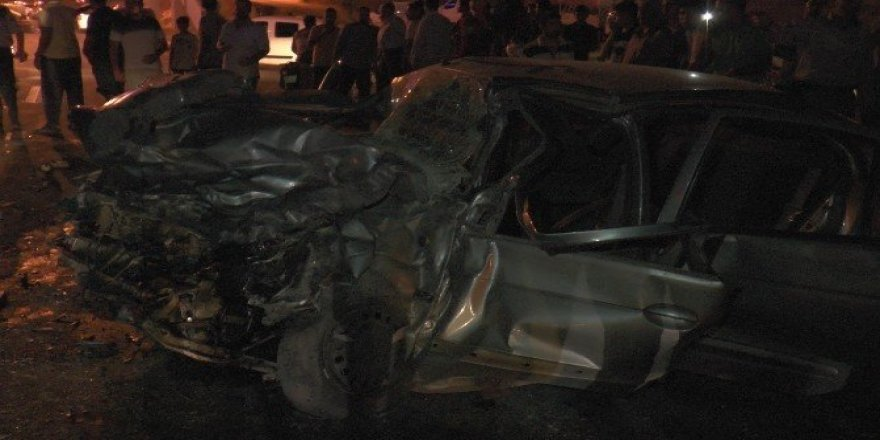 Şanlıurfa'da trafik kazası: 2 ölü