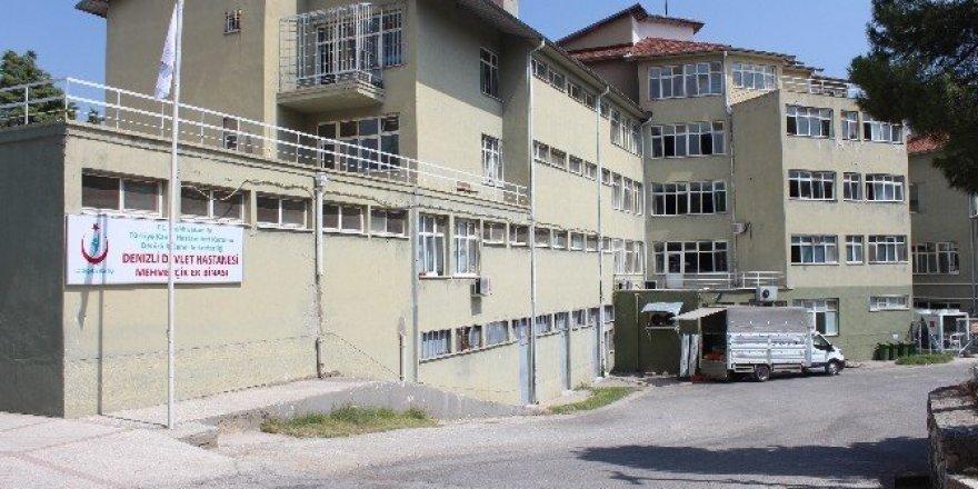 11. Komando Tugayın içindeki hastane devredildi